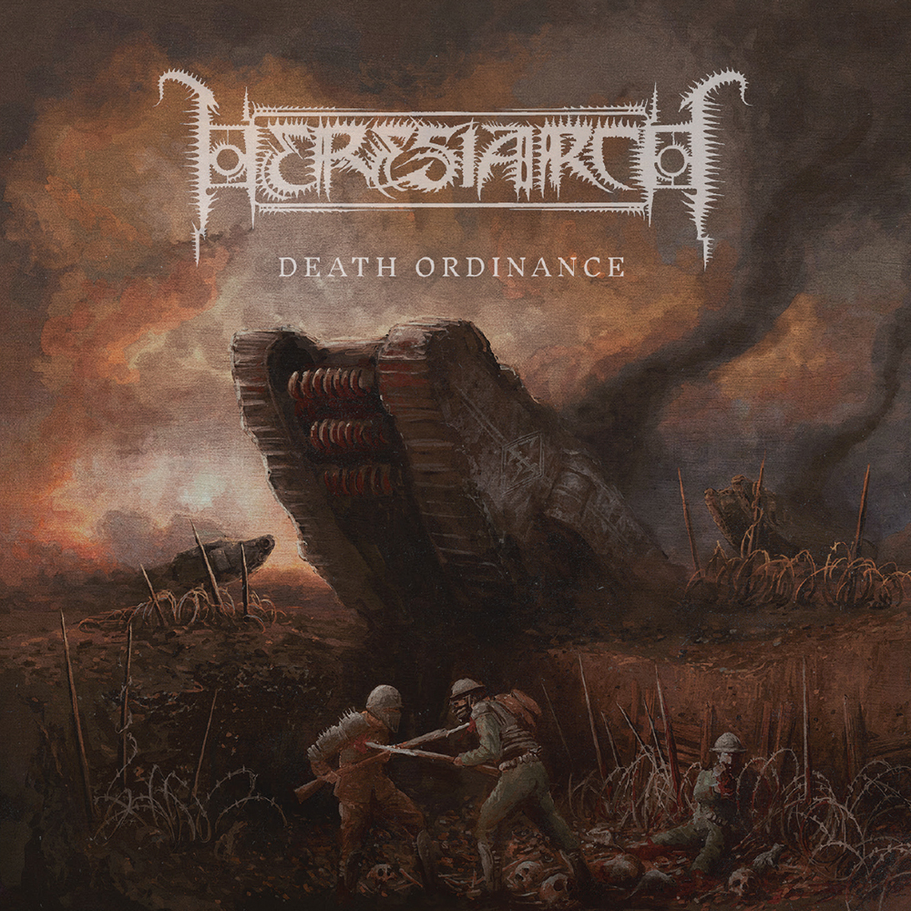 HERESIARCH — DEATH ORDINANCE