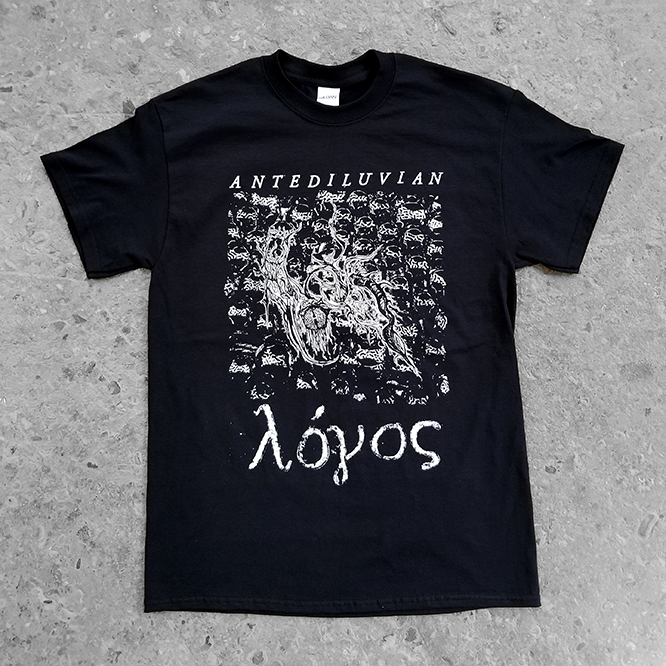 ANTEDILUVIAN — OVULES OF CONCEIT T-SHIRT