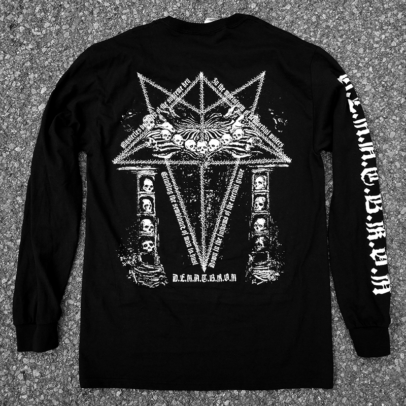ADVERSARIAL — D.E.N.A.T.B.K.O.N LONG SLEEVE